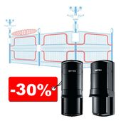 Техническое обслуживание средств охраны периметра -30%