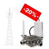 Усиление сотовой связи со скидкой на монтаж 20%