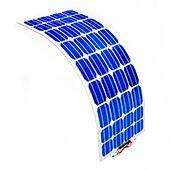 Созданы очень гибкие солнечные панели