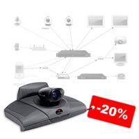 Использование видеоконференцсвязи, обслуживание -20%