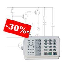 Монтаж охранной сигнализации, цена снижена на 30%