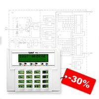Обслуживание охранной сигнализации, цена снижена на 30%