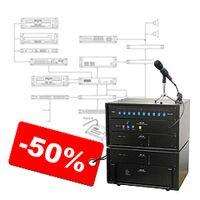 Обслуговування систем оповіщення, ціни знижені на 50%