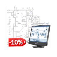 Стоимость диспетчеризации зданий снижена на 10%