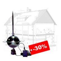 Обслуживание молниезащиты со скидкой 30%