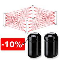 Охорона периметру об'єкта, ціна на монтаж знижена на 10%
