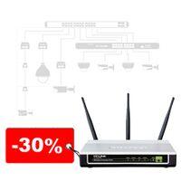Обслуговування мережевого обладнання зі знижкою 30%