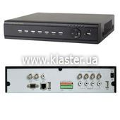Відеореєстратор Lux DVR Pro 04-FX2