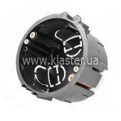 Подрозетник одинарный Flexa D63H60 (кирпич/бетон)