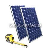 Розрахунок сонячних батарей