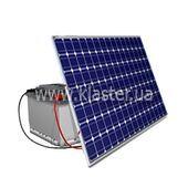 Підключення сонячних батарей