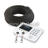 Прокладання кабелю охоронної сигналізації