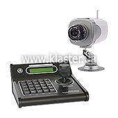 Встановлення пульта управління відеокамерами