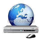 Подключение видеорегистратора к Интернету