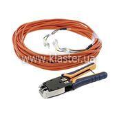 Подключение оптоволоконного кабеля