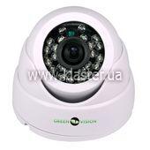 AHD видеокамера GreenVision GV-036-AHD-H-DIA10-20 720Р