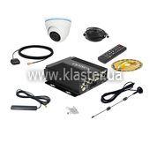 Комплект для транспорта CarVision MDVR004/W/3G/GPS Kit-1x