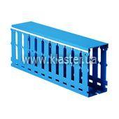 Короб перф. e.trunking.perf.stand.60.60, голубой 2м