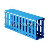 Короб перф. e.trunking.perf.stand.40.40, голубой 2м