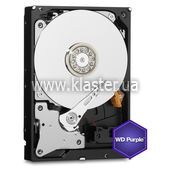 Жесткий диск Western Digital 1TB 6GB/S 64MB PURPLE (WD10PURZ)