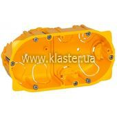 Коробка Legrand Batibox 2п Гл.40мм (80042)
