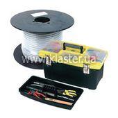 Монтаж тросу для підвісу кабелю