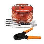 Установка муфты на силовой кабель до 10кВ