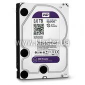 Жесткий диск Western Digital Purple 3TB 64MB 5400rpm (WD30PURZ)