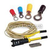 Опресовка наконечників кабелю