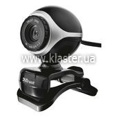 Веб-камера Trust EXIS CHATPACK BLACK (17028)