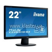 Монитор IIYAMA (E2283HS-B3)