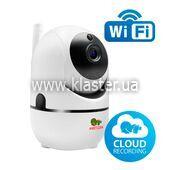 IP-відеокамера Partizan Cloud robot FullHD (IPH-2SP-IR v1.0)
