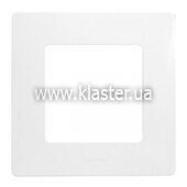 Рамка Legrand Etika 1 пост белый (672501)