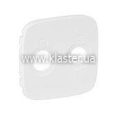Лицевая панель розетки TV-Sat Legrand Valena Allure белый (754825)