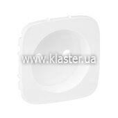 Лицевая панель розетки 2к Legrand Valena Allure белый (754975)