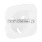 Лицевая панель розетки 2к+З Legrand Valena Allure белый (755205)