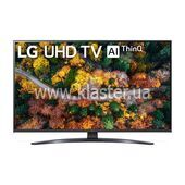 """Телевізор LG 43"""" сірий (43UP78006LB)"""