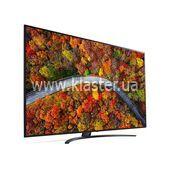 """Телевізор LG 50"""" чорний (50UP81006LA)"""