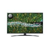 """Телевізор LG 55"""" сірий (55UP78006LB)"""