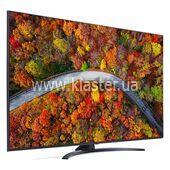 """Телевізор LG 55"""" блакитний (55UP81006LA)"""