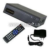 Відеореєстратор Lux DVR Eco 4FX2