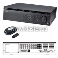 Видеорегистратор Dahua DVR1604LE-S (4 HDD)
