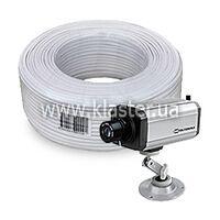 Прокладка кабелю для відеоспостереження