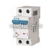 Автомат Eaton PL7-B20/2 (262766)