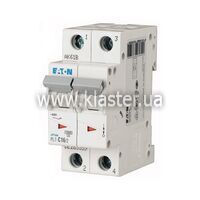 Автомат Eaton PL7-C20/2 (263360)