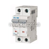 Автомат Eaton PL6-B20/2 (286556)