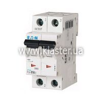 Автомат Eaton PL6-B63/2 (286561)