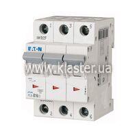 Автомат Eaton PL6-B16/3 (286589)