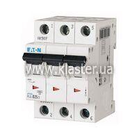 Автомат Eaton PL6-B25/3 (286591)