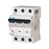 Автомат Eaton PL6-B50/3 (286594)